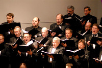 des moines community orchestra with the gay men's choir