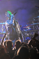 Mushroomhead at People's Court .  Wednesday, May 3, 2012.