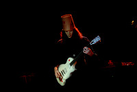 Buckethead , Wooly's .  Wednesday, April 18, 2012.